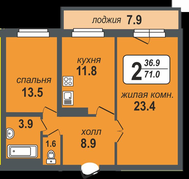 Екатеринбург, Громова, 26, 28, 30, ЖК