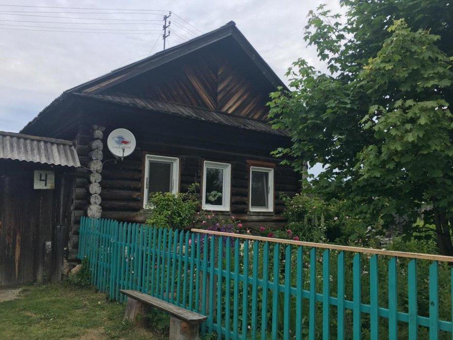 п. Монетный, ул. Маяковского, 4 (городской округ Березовский) - фото дома (1)