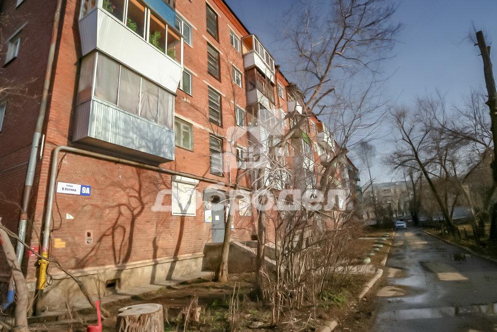 Екатеринбург, ул. Вали Котика, 9а (Эльмаш) - фото квартиры (1)