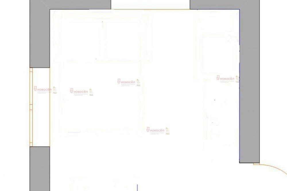 Екатеринбург, ул. Космонавтов, 38/а (Эльмаш) - фото комнаты (1)