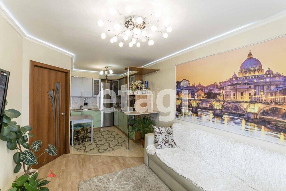 Екатеринбург, ул. Щербакова, 7 (Уктус) - фото квартиры (1)