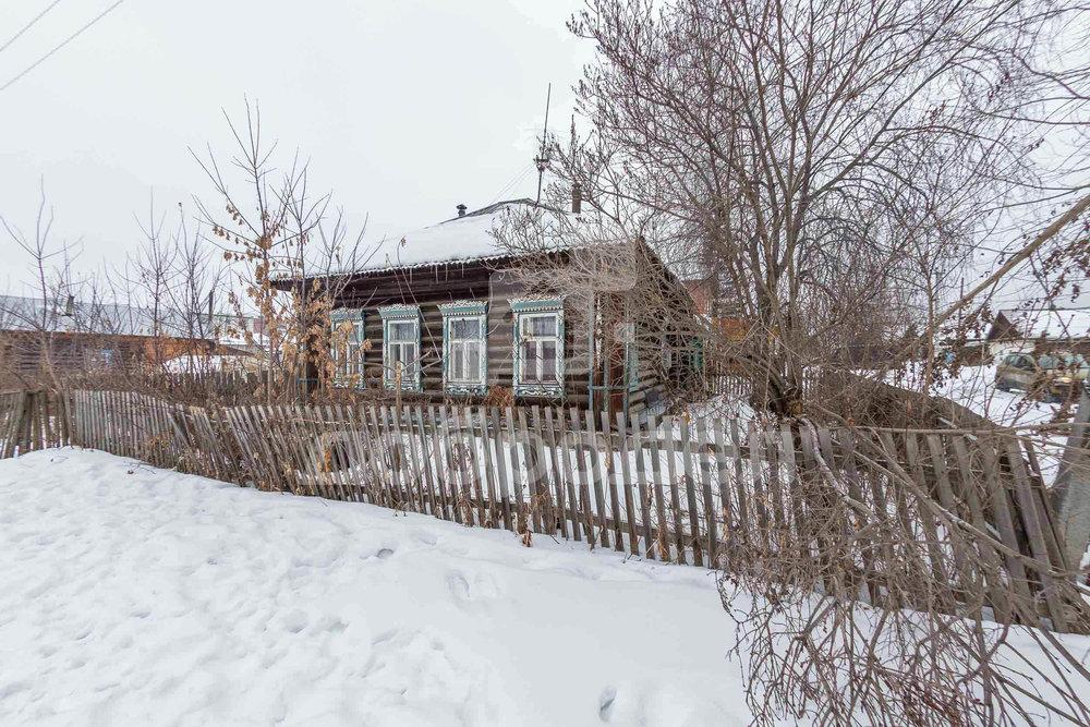 г. Сысерть, ул. Добролюбова, 1 (городской округ Сысертский) - фото дома (1)