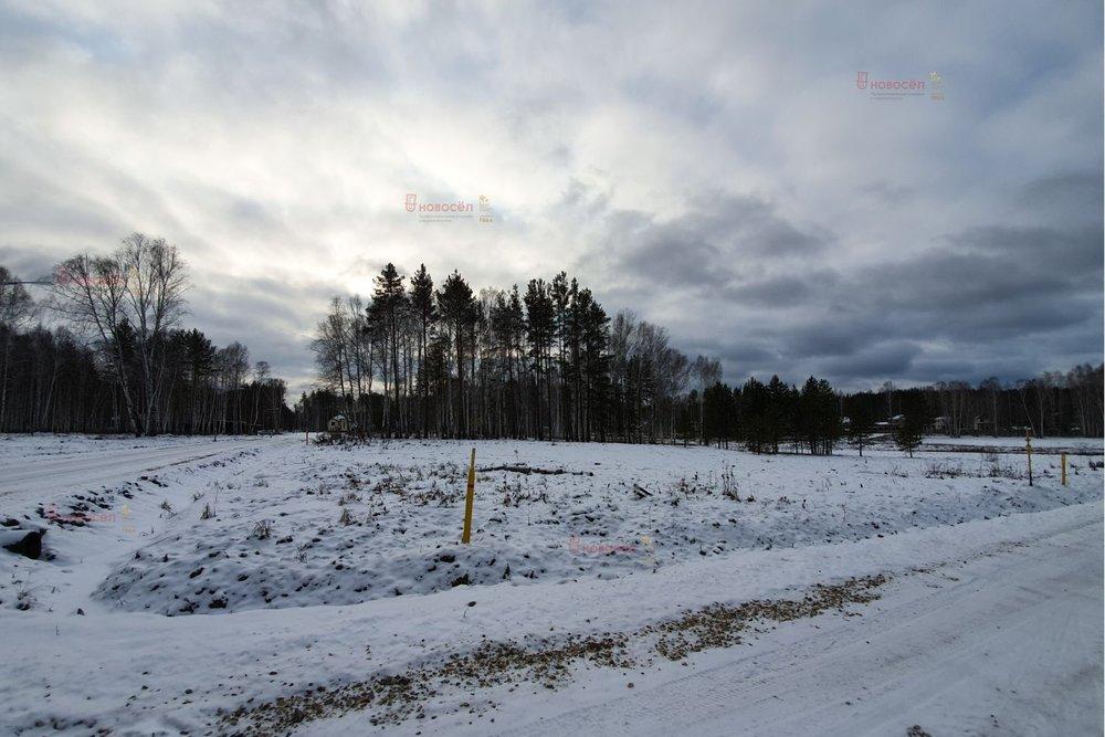 к.п. Заповедник, ул. Зеленая, 50 (городской округ Сысертский, с. Кашино) - фото земельного участка (1)