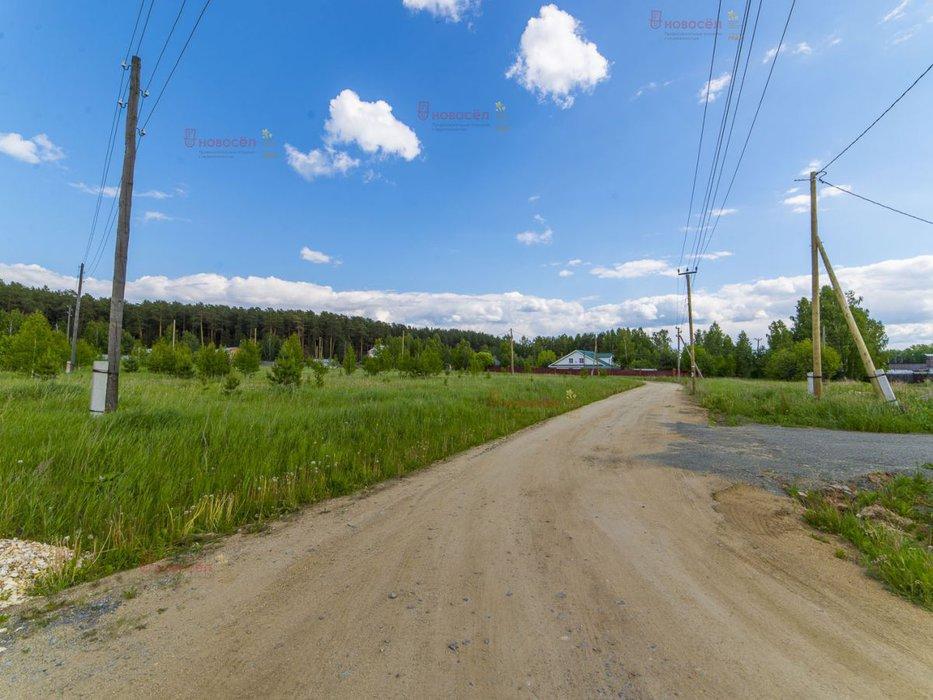 п. Ольховка (г.о. Пышма), ул. Рябиновая, 37 (городской округ Верхняя Пышма) - фото земельного участка (1)