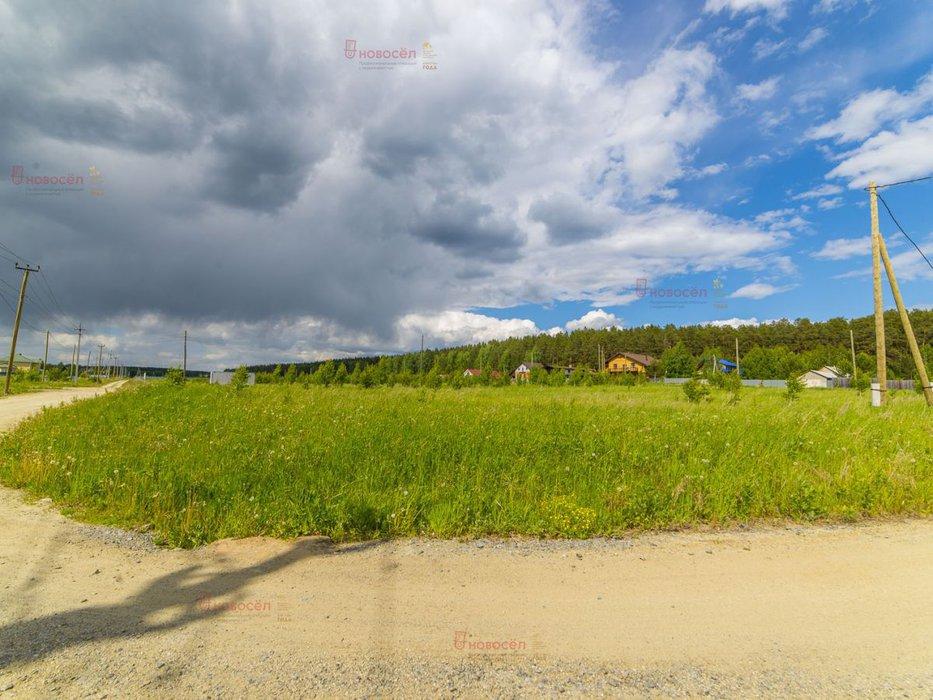 п. Ольховка (г.о. Пышма), ул. Рябиновая, 39 (городской округ Верхняя Пышма) - фото земельного участка (1)