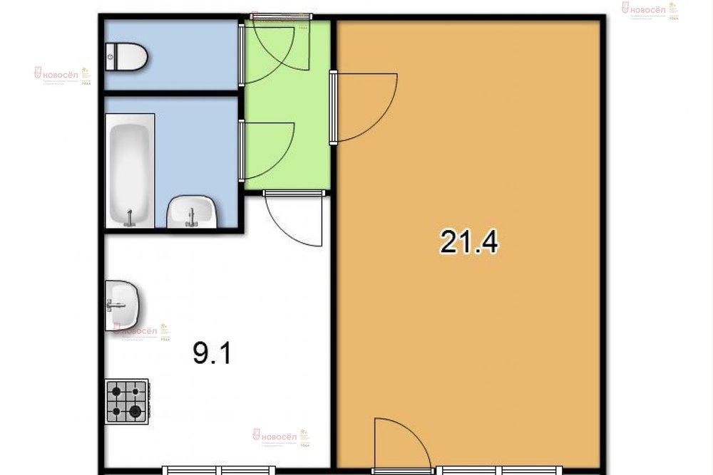 поселок городского типа Белоярский, СНТ Елена (городской округ Белоярский) - фото сада (1)