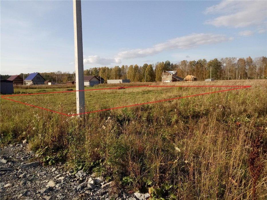 ДНП «Аэродром» (Екатеринбург, с. Горный щит) - фото земельного участка (1)