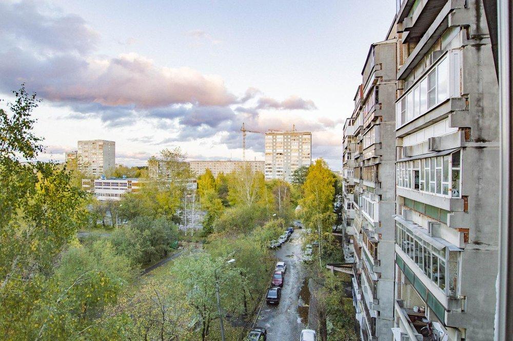 Екатеринбург, ул. Новгородцевой, 35 (ЖБИ) - фото квартиры (1)