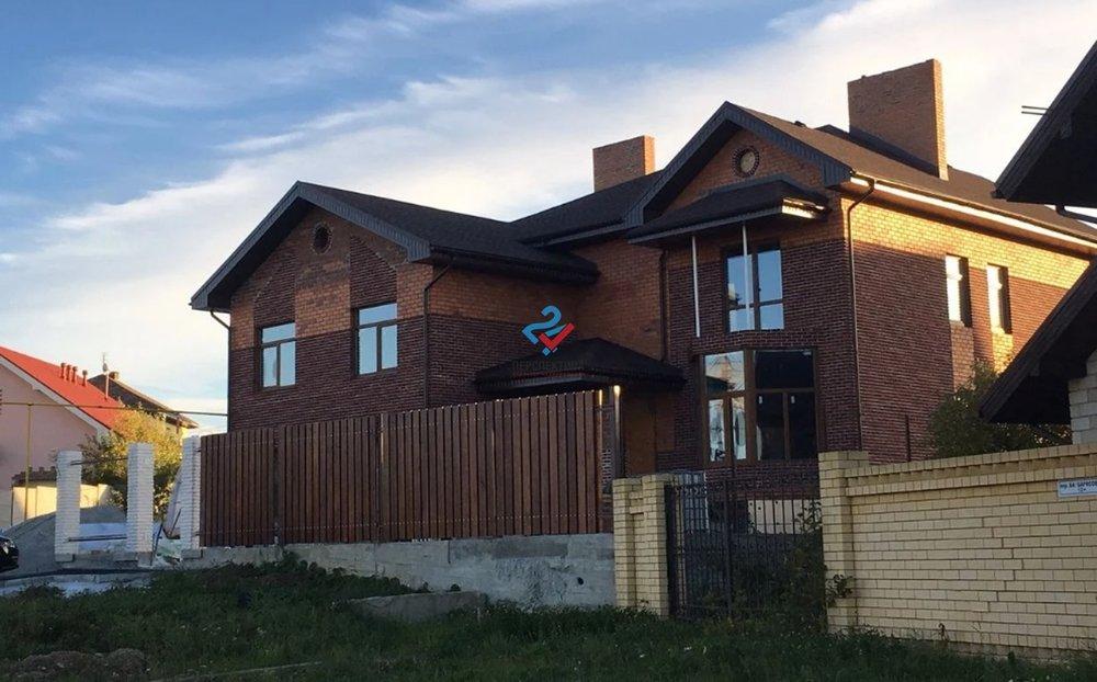 Екатеринбург, ул. Барбарисовый переулок, 8 (Уралмаш) - фото дома (1)