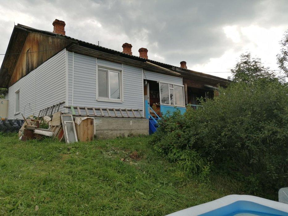 г. Дегтярск, ул. Комсомольская, 55 (городской округ Город Дегтярск) - фото дома (1)