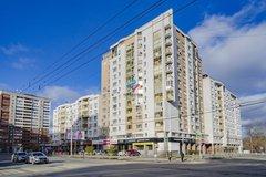 Екатеринбург, ул. Щорса, 128 (Автовокзал) - фото торговой площади