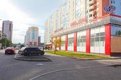 Екатеринбург, ул. Пехотинцев, 3/4 - фото торговой площади