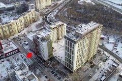 Екатеринбург, ул. Новгородцевой, 15 - фото торговой площади