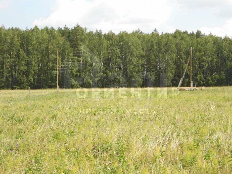 с. Малобрусянское, ул. Сибирская (городской округ Белоярский) - фото земельного участка (1)