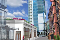 Екатеринбург, ул. Театральный, 5а - фото торговой площади