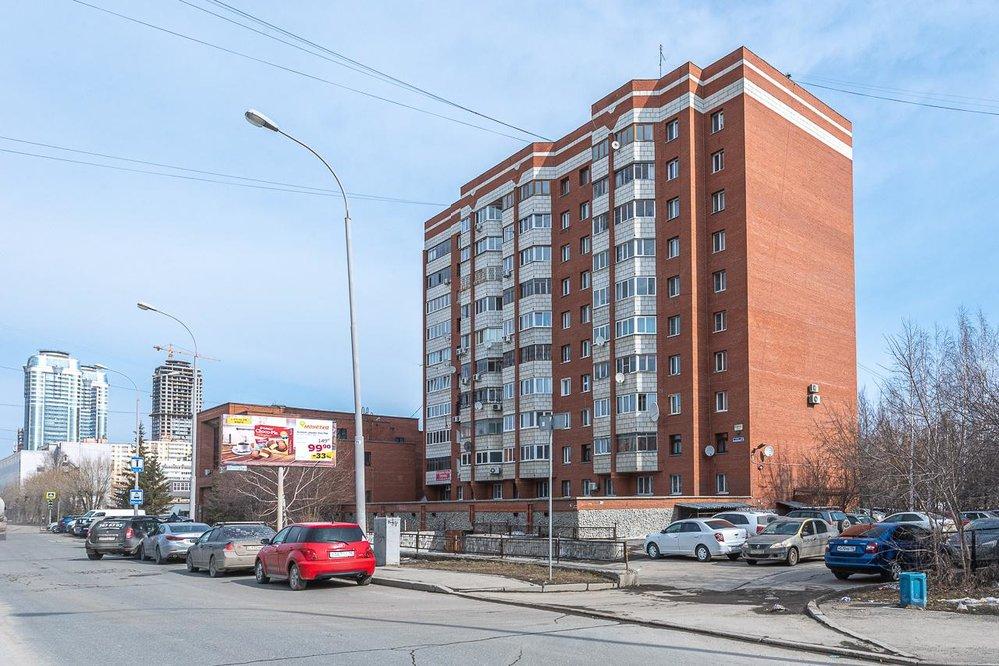 Екатеринбург, ул. Машинная, 29а (Автовокзал) - фото квартиры (1)