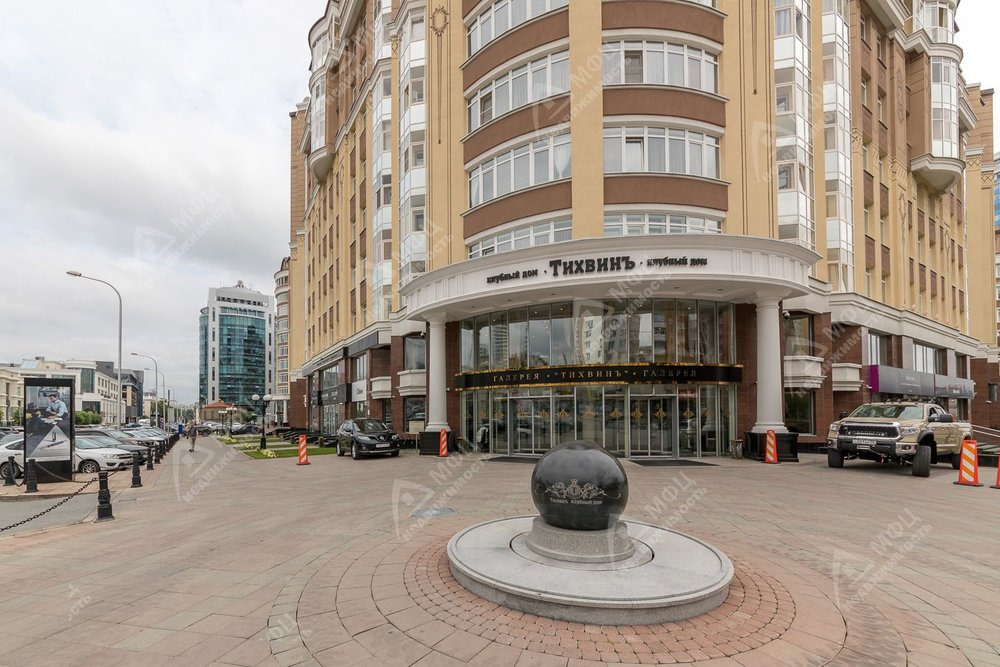 Екатеринбург, ул. Сакко и Ванцетти, 99 (Центр) - фото квартиры (1)