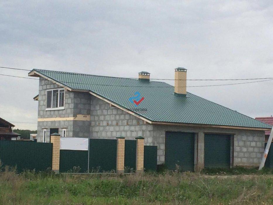 к.п. Чистые росы, ул. Хрустальная, 51 (городской округ Белоярский) - фото дома (1)
