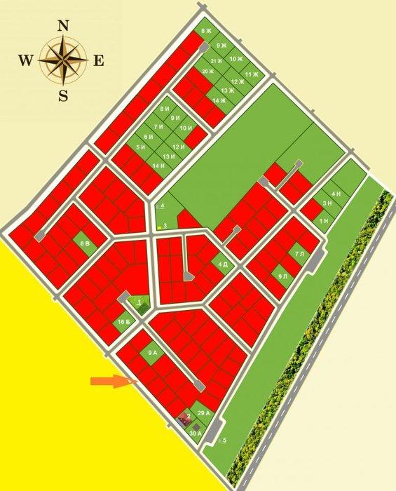 к.п. Евразия (городской округ Полевской, с. Курганово) - фото земельного участка (1)