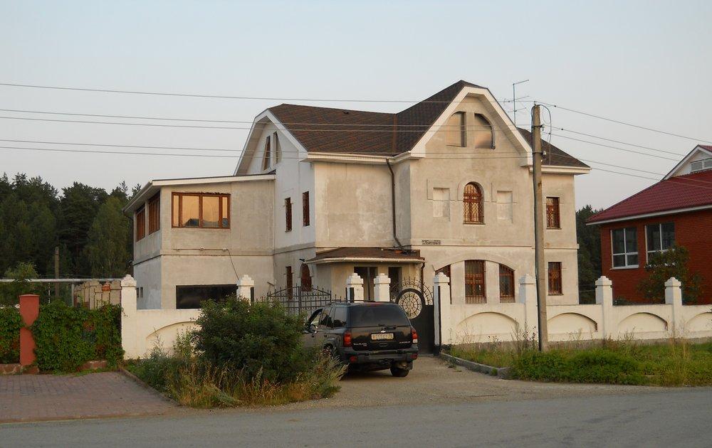 к.п. Новая Рассоха, ул. Георгиевская, 986 (городской округ Белоярский) - фото коттеджа (1)