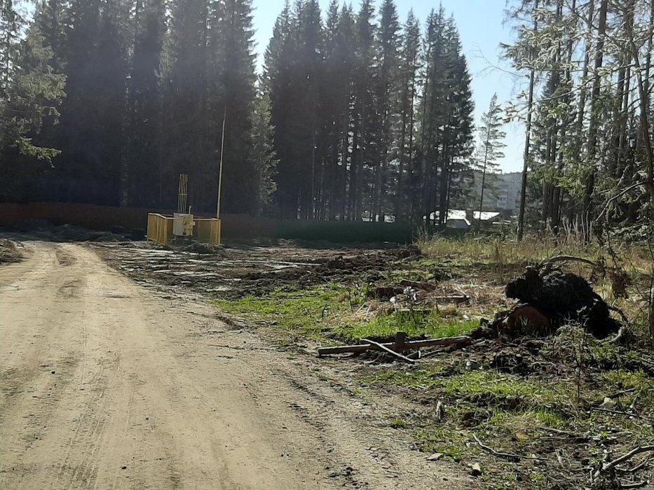 г. Ревда, ул. Лесной (городской округ Ревда) - фото земельного участка (1)