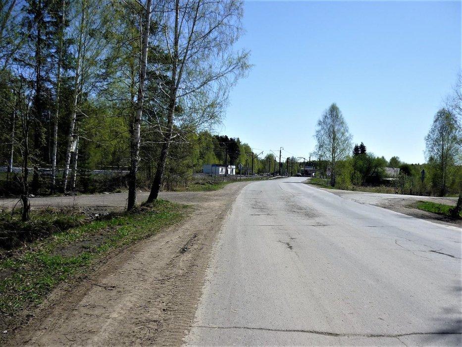 с. Новоалексеевское, ул. Буденного (городской округ Первоуральск) - фото земельного участка (1)