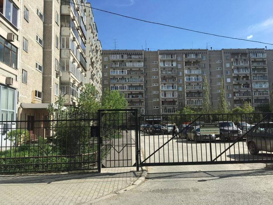 Екатеринбург, ул. Латвийская, 37 (Компрессорный) - фото квартиры (1)
