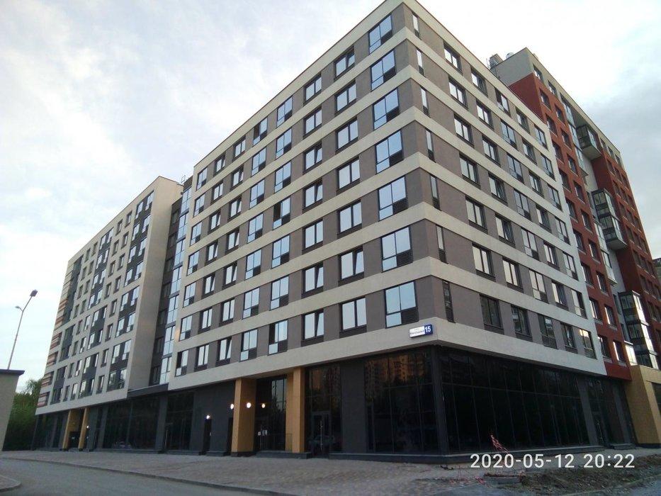 Екатеринбург, ул. Новгородцевой, 15 (ЖБИ) - фото квартиры (1)