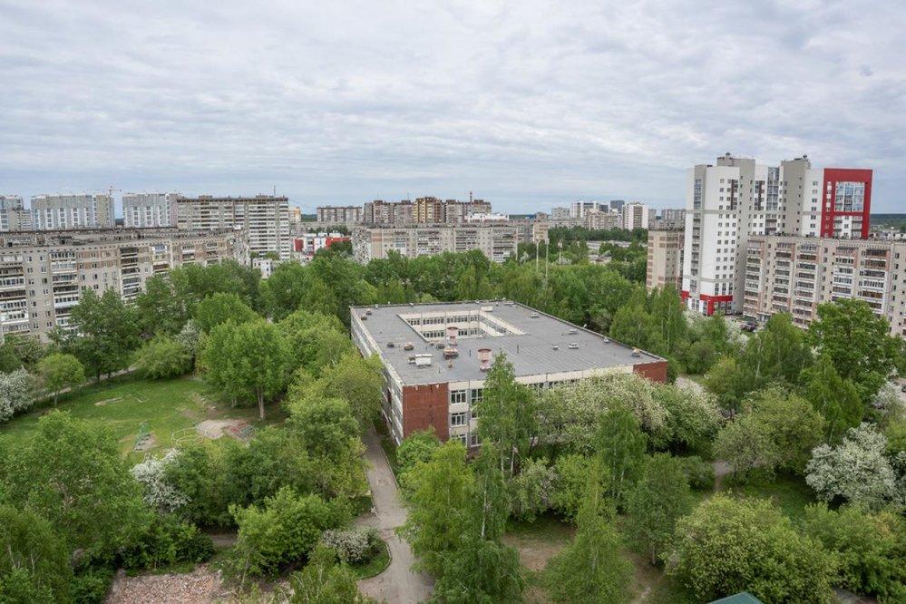Екатеринбург, ул. Новгородцевой, 9/2 (ЖБИ) - фото квартиры (1)
