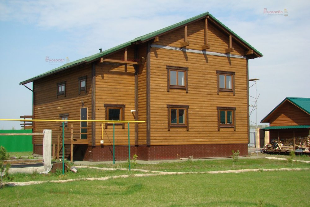 г. Арамиль, ул. Светлый, 13 (городской округ Арамильский) - фото коттеджа (1)