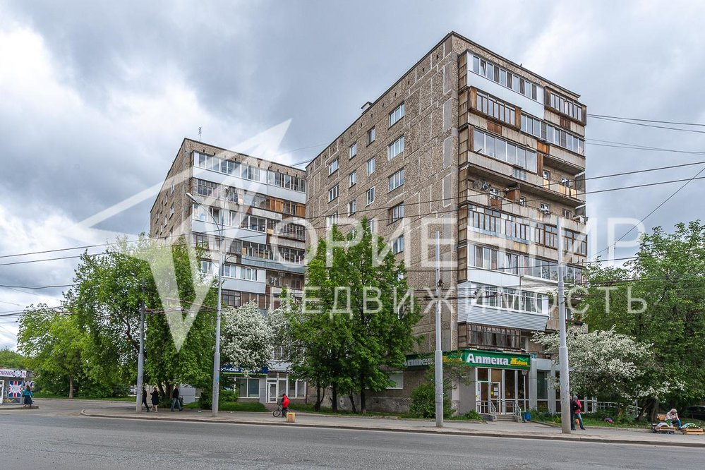 Екатеринбург, ул. Ильича, 71 (Уралмаш) - фото квартиры (1)