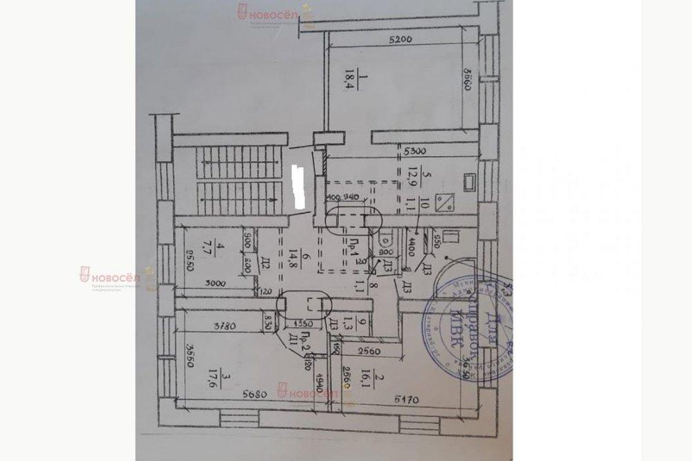 Екатеринбург, ул. Энергостроителей, 13 (ВИЗ) - фото квартиры (1)