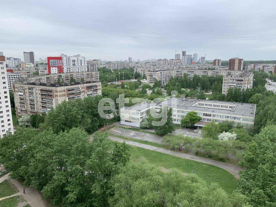 Екатеринбург, ул. Новгородцевой, 21 (ЖБИ) - фото квартиры (1)