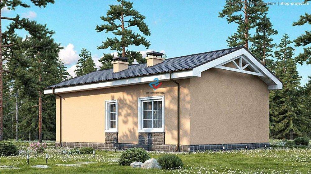 п. Бобровский, ул. КП Бобровские дачи, - (городской округ Сысертский) - фото дома (1)