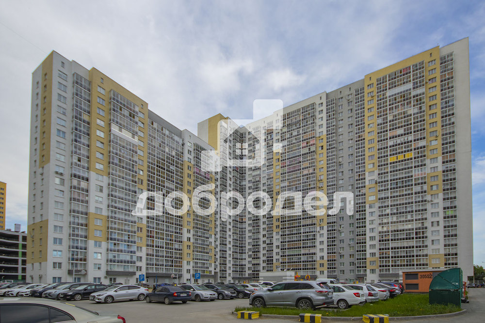 Екатеринбург, ул. Старых Большевиков, 3 (Эльмаш) - фото квартиры (1)