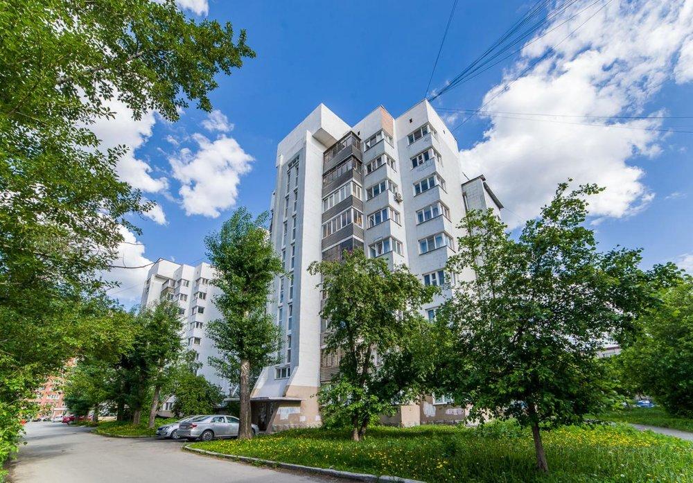Екатеринбург, ул. Фурманова, 35 (Автовокзал) - фото квартиры (1)