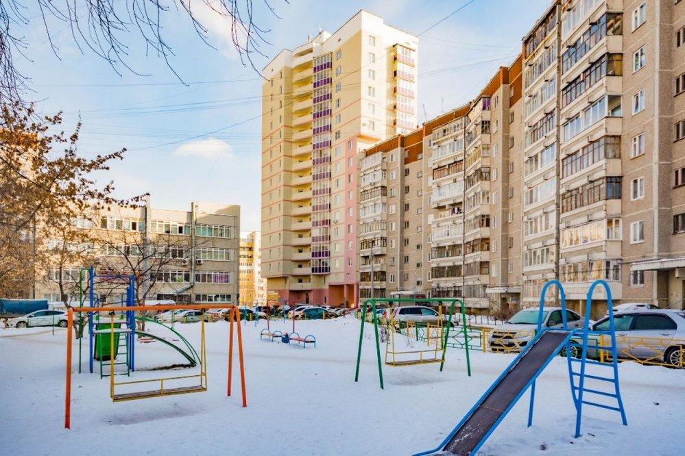 Екатеринбург, ул. Таганская, 53а (Эльмаш) - фото квартиры (1)