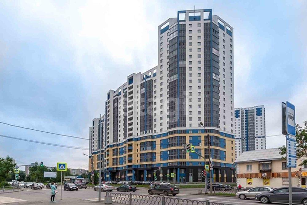 Екатеринбург, ул. Репина, 52 (Юго-Западный) - фото квартиры (1)
