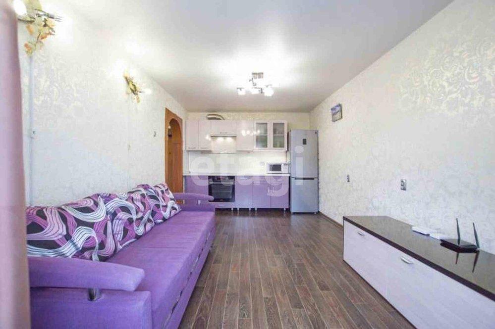 Екатеринбург, ул. Фрезеровщиков, 34 (Эльмаш) - фото квартиры (1)