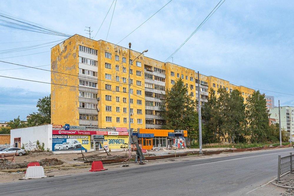 Екатеринбург, ул. Шефская, 89/1 (Эльмаш) - фото квартиры (1)