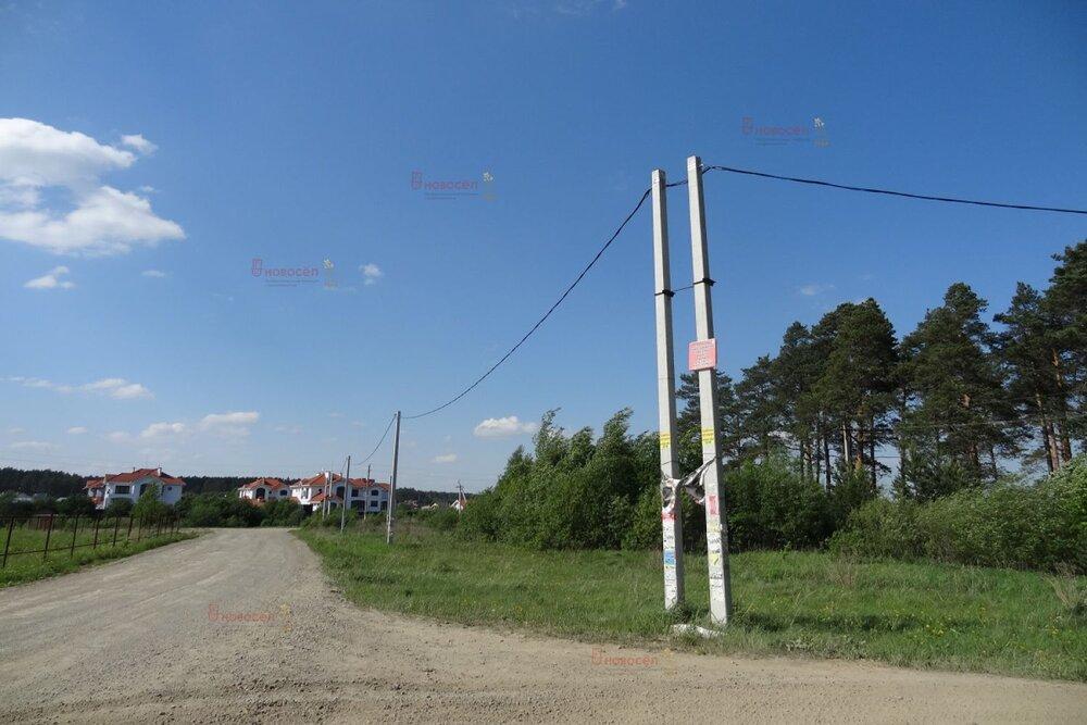 Екатеринбург, ул. Звездный (М.Исток) - фото земельного участка (5)
