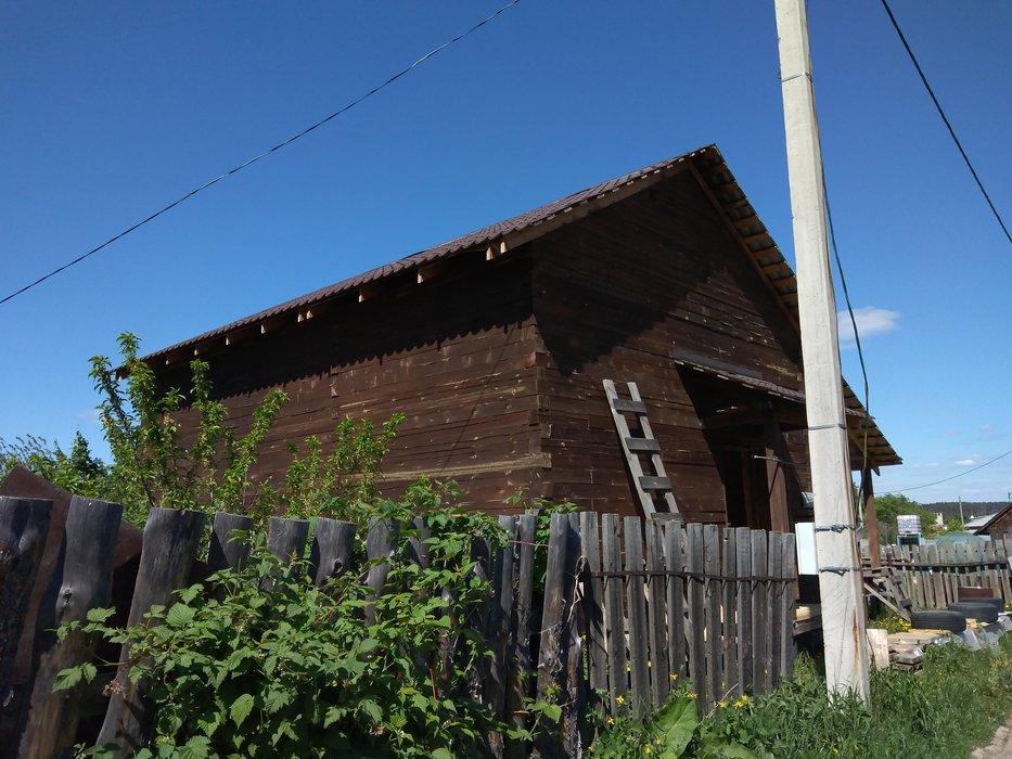 п. Бобровский, СНТ Радуга (городской округ Сысертский) - фото сада (1)