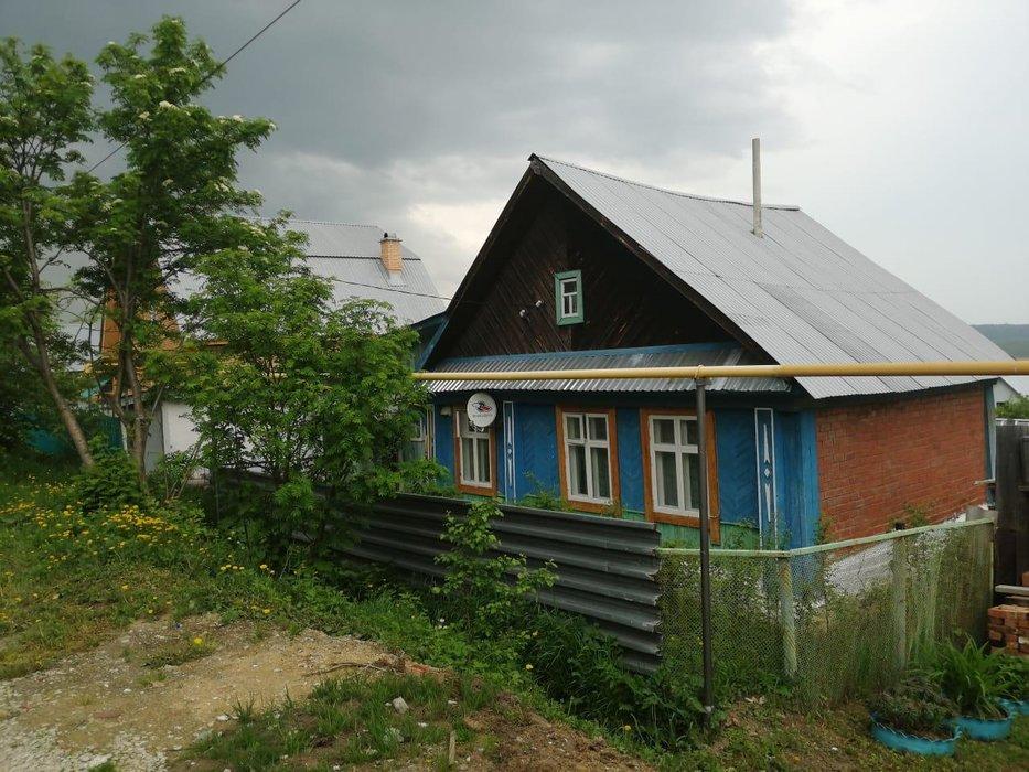 г. Дегтярск, ул. Верхняя, 18 (городской округ Город Дегтярск) - фото дома (1)