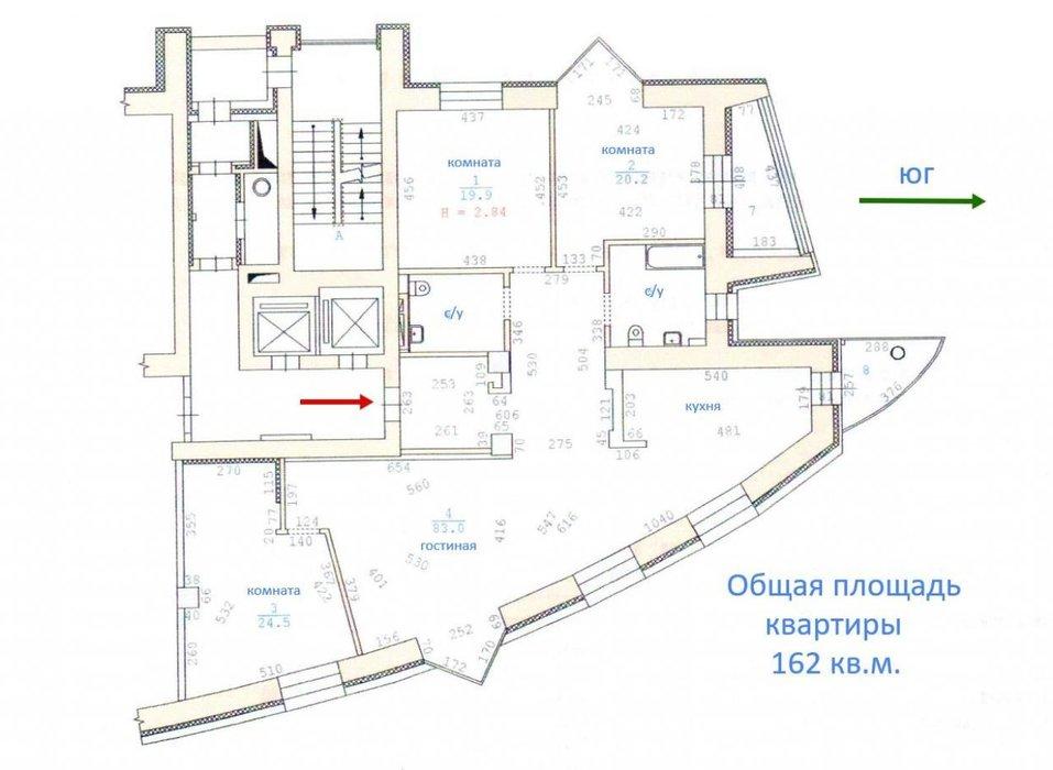 Екатеринбург, ул. Белинского, 61 (Центр) - фото квартиры (1)