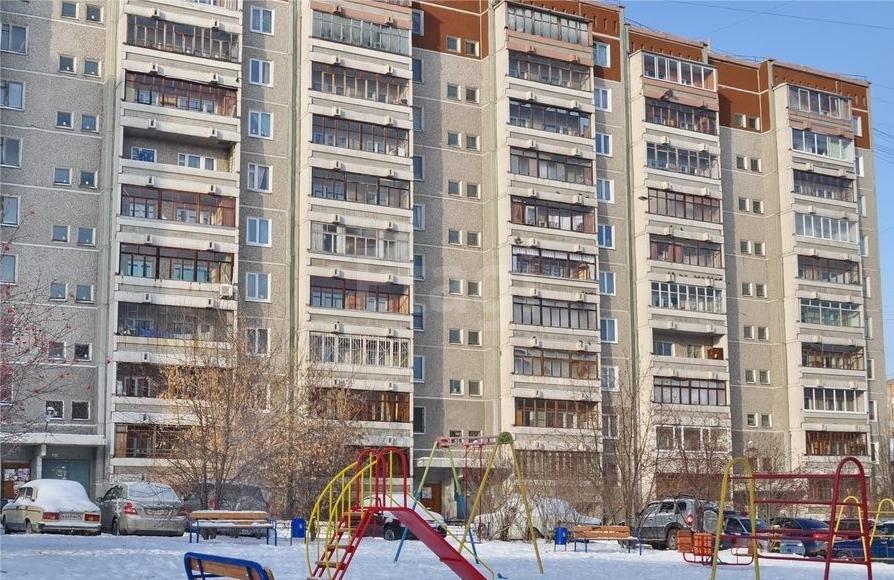 Екатеринбург, ул. Буторина, 7 (Шарташский рынок) - фото квартиры (1)