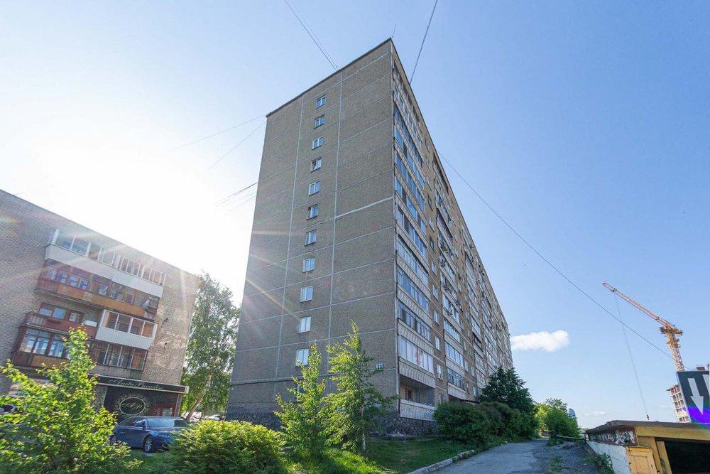 Екатеринбург, ул. Азина, 23 (Центр) - фото квартиры (1)