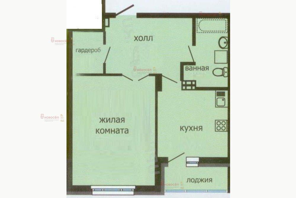 Екатеринбург, ул. Ремесленный, 6 (Вторчермет) - фото квартиры (1)