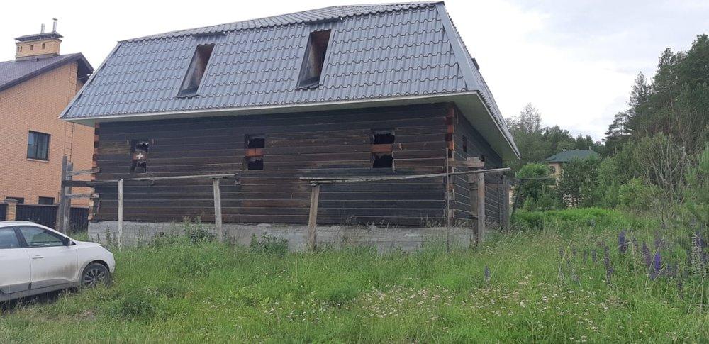 с. Курганово, ул. Селькоровская, - (городской округ Полевской) - фото дома (1)