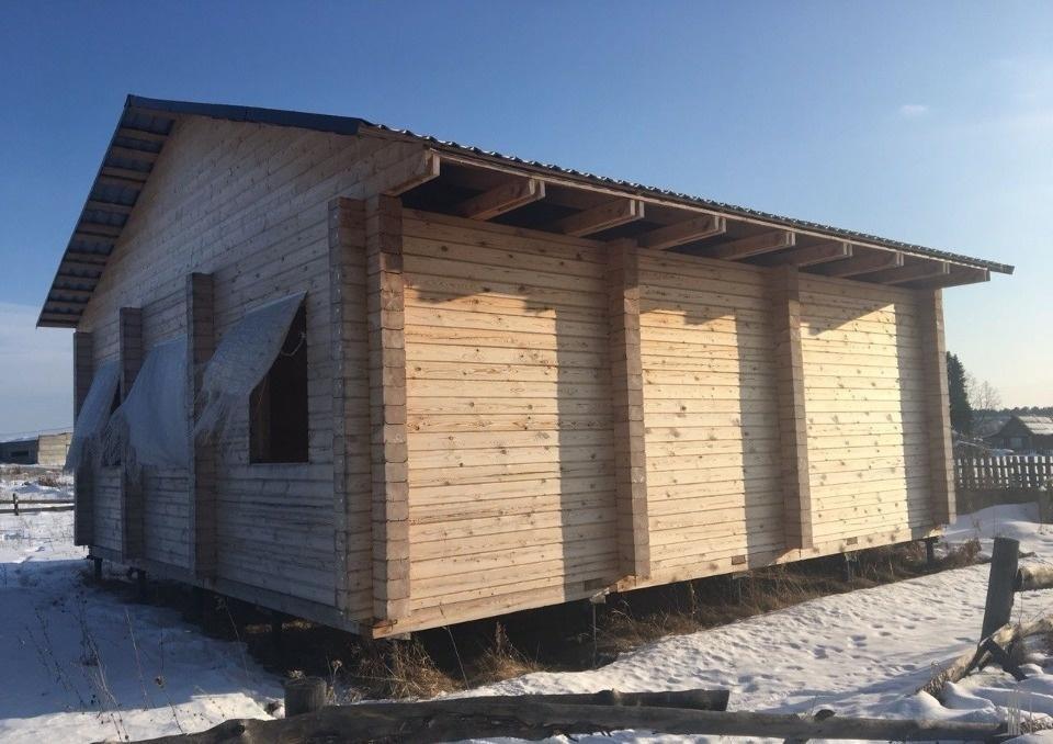 с. Никольское, ул. Зеленая, - (городской округ Камышловский) - фото дома (1)