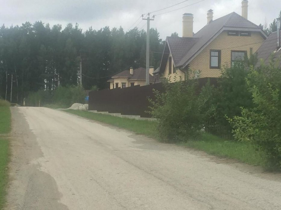 к.п. Солнечный (городской округ Полевской, с. Курганово) - фото земельного участка (8)